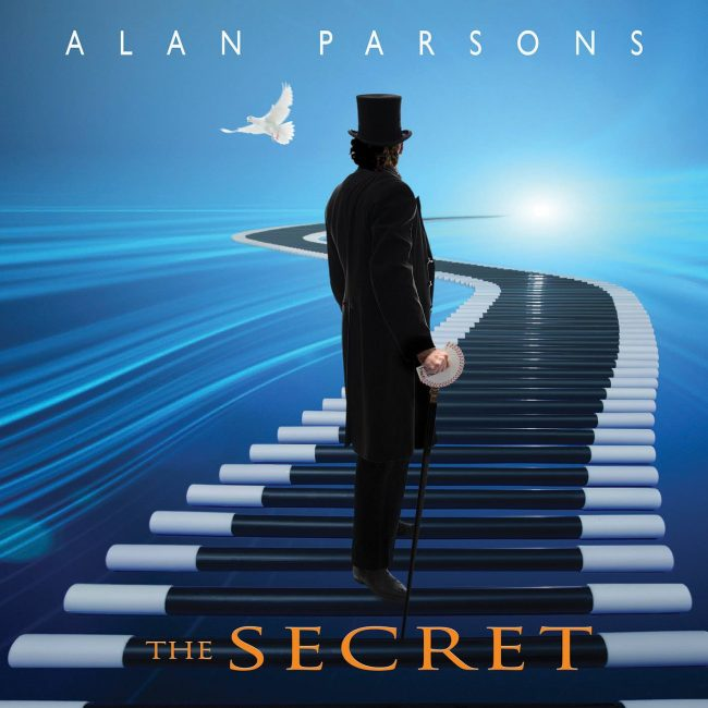 "ALAN PARSONS - Nuevo disco ""The secret"""